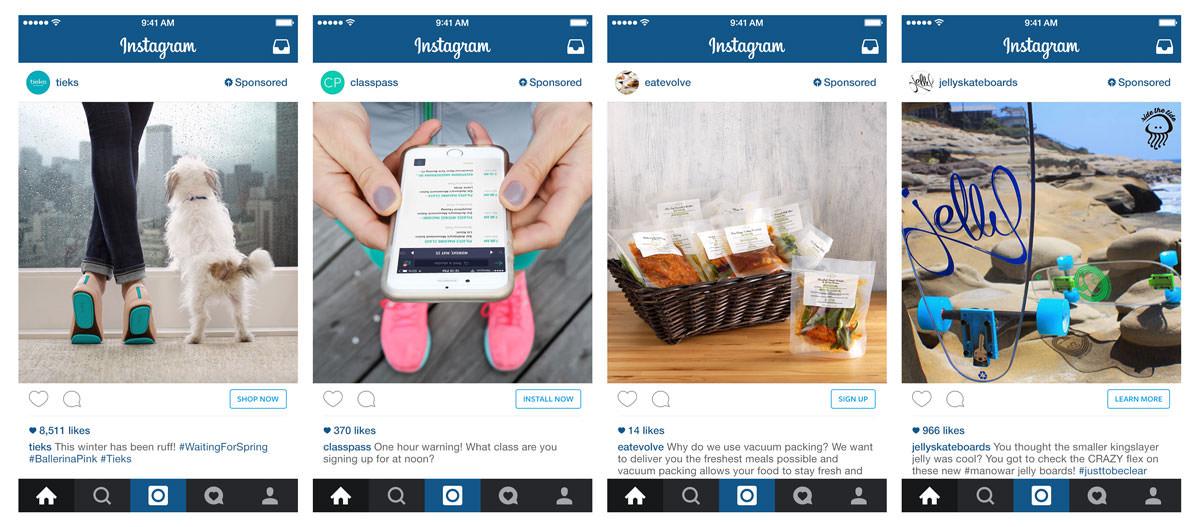 InstagramのEコマース化