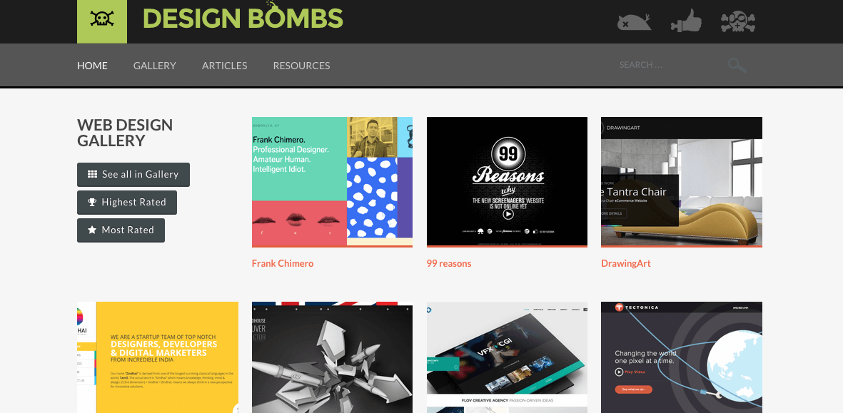Design Bombs