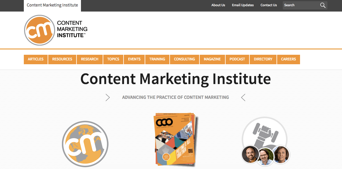 Content Marketing Institute (CMI)
